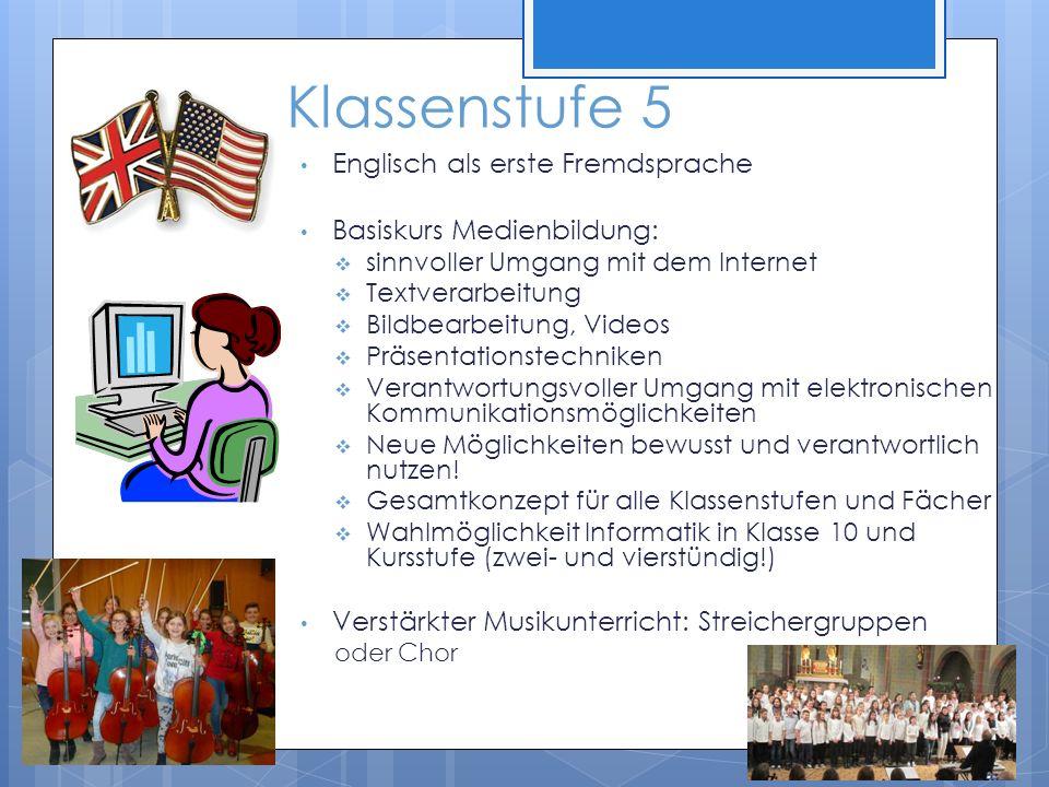 Klassenstufe 6 Französisch Latein NwT1