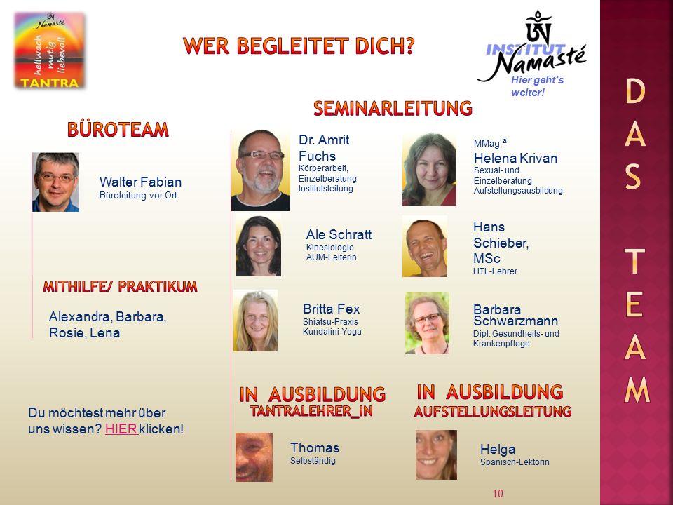 10 Walter Fabian Büroleitung vor Ort Dr.