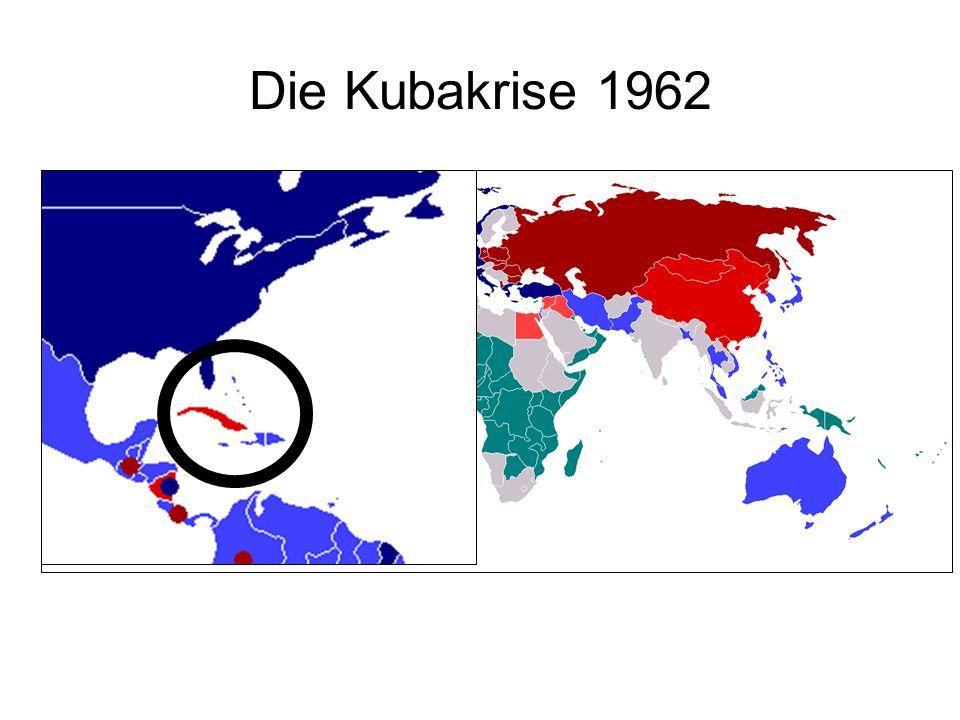 Die Kubakrise 1962