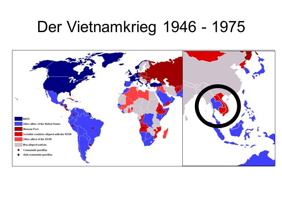 Der Vietnamkrieg 1946 - 1975