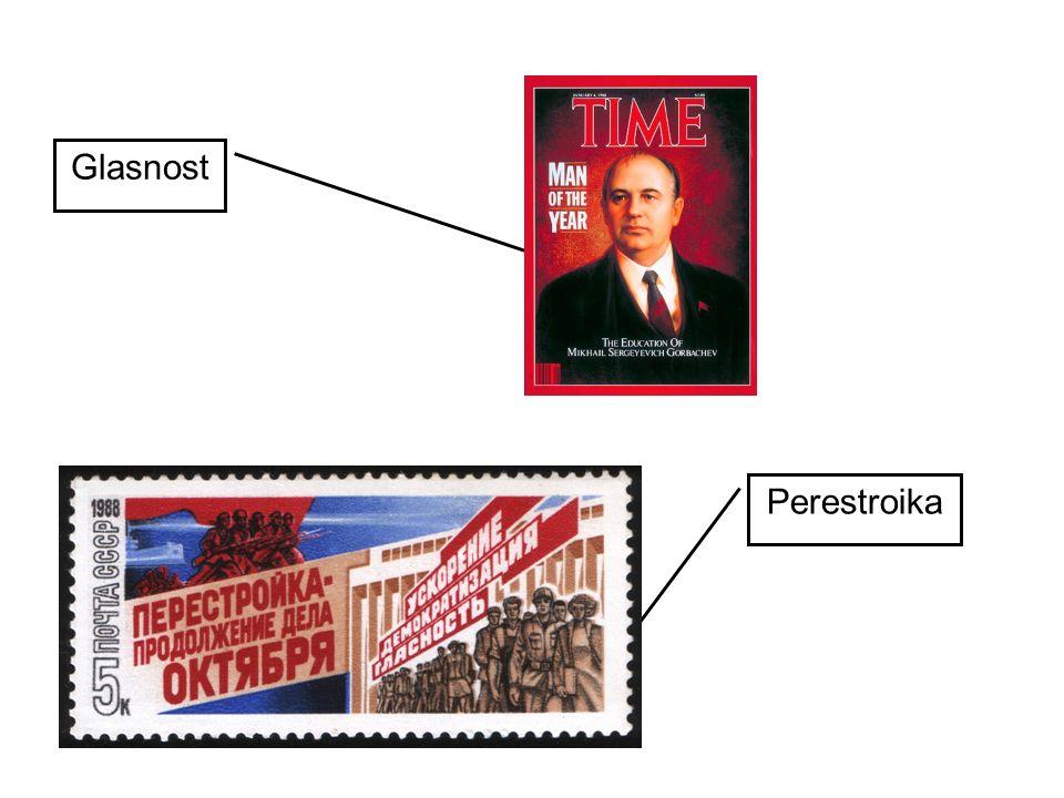 Glasnost Perestroika