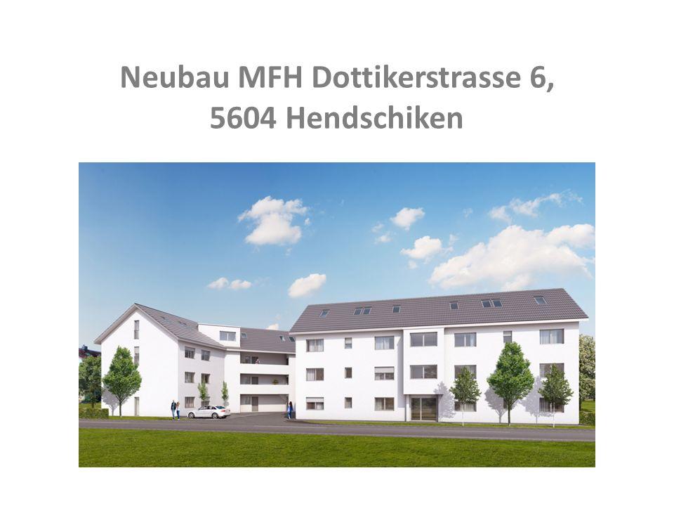 Inhaltsverzeichnis Hendschiken3 Kurzbeschrieb Innenausbau4, 5 Pläne 4 ½-Zimmerwohnungen, EG, 1.