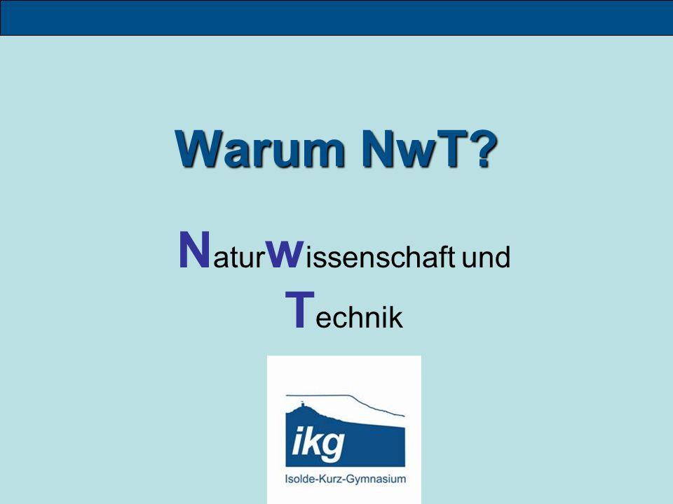 Für wen ist NwT-1 geeignet?