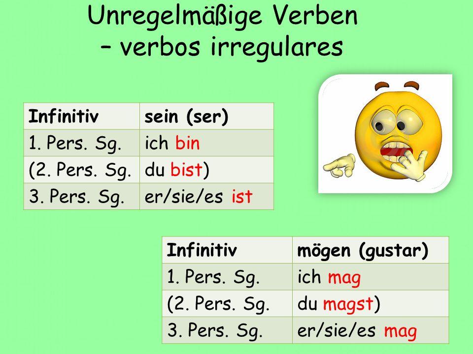 1.Sie _________ (heißen) Susanne. 2. Ich _________ (lernen) gern Deutsch.