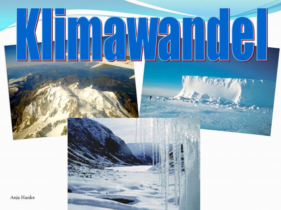 Fakten Die Gletscher schmelzen, Menschen haben kein Trinkwasser mehr.