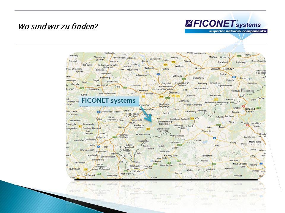 Wo sind wir zu finden? FICONET systems