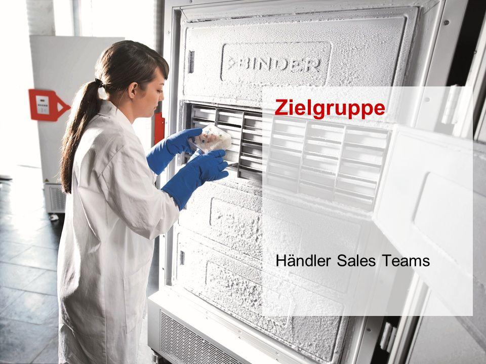 Zielgruppe Händler Sales Teams