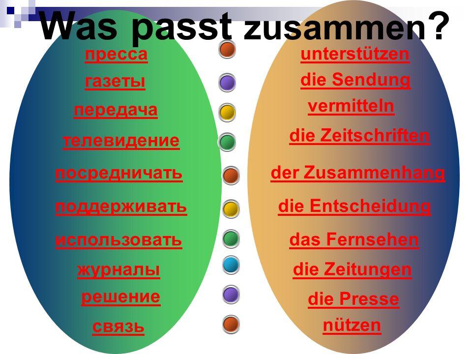 Die Tabelle zeigt die Ergebnisse einer Umfrage in Deutschland.