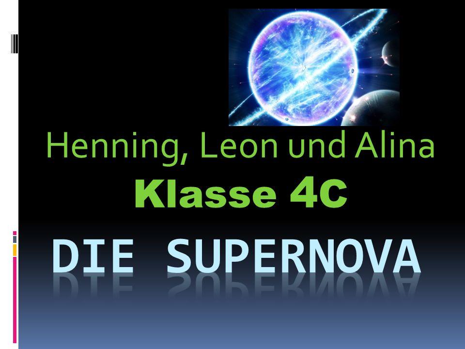 Henning, Leon und Alina Klasse 4 C