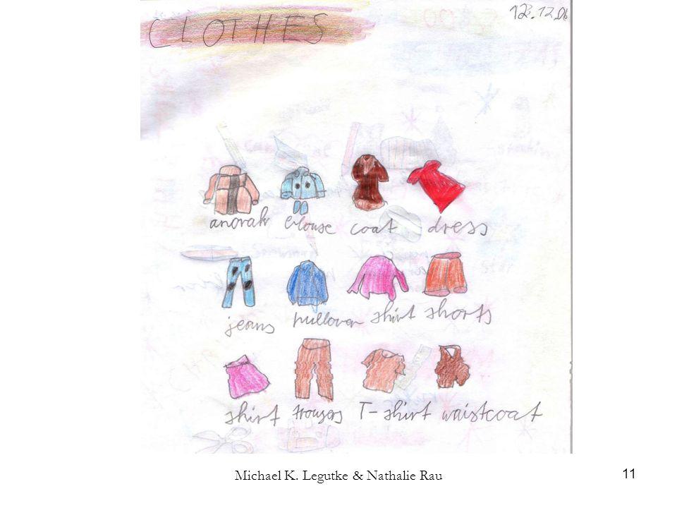Michael K. Legutke & Nathalie Rau 11
