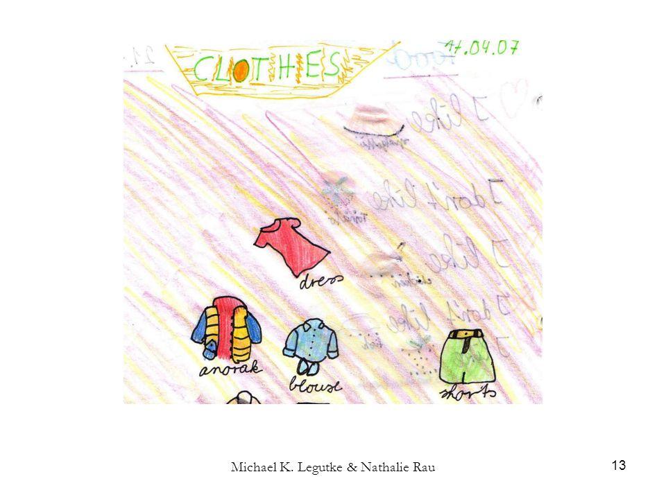 Michael K. Legutke & Nathalie Rau 13