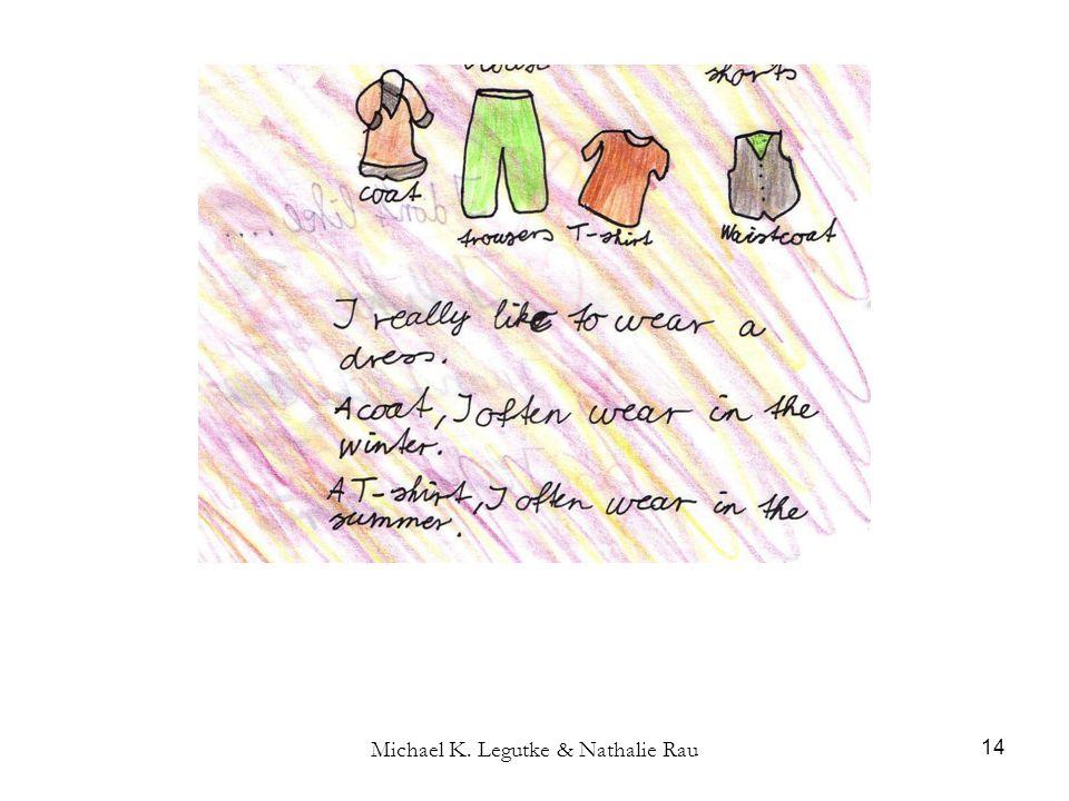 Michael K. Legutke & Nathalie Rau 14