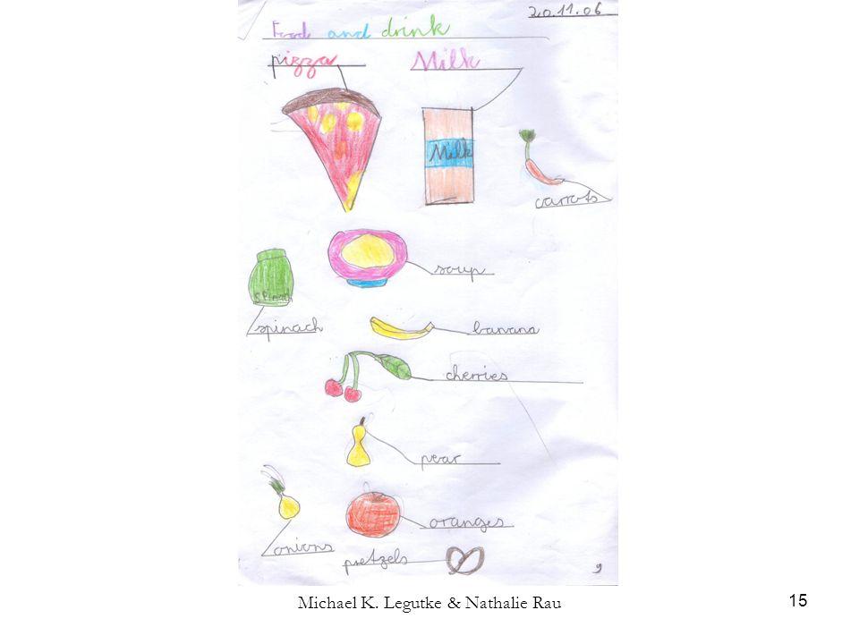 Michael K. Legutke & Nathalie Rau 15