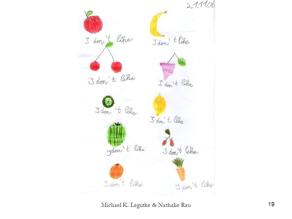 Michael K. Legutke & Nathalie Rau 19