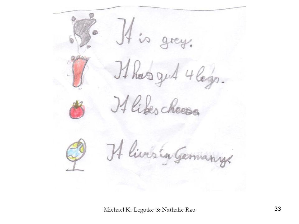 Michael K. Legutke & Nathalie Rau 33