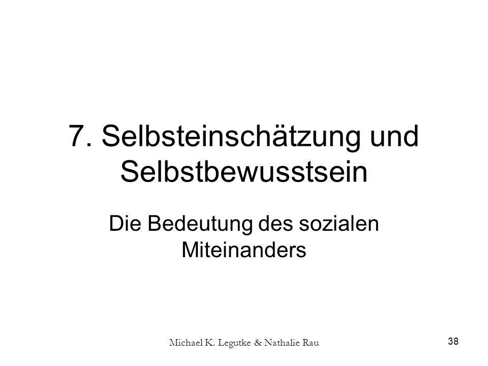 Michael K. Legutke & Nathalie Rau 38 7.