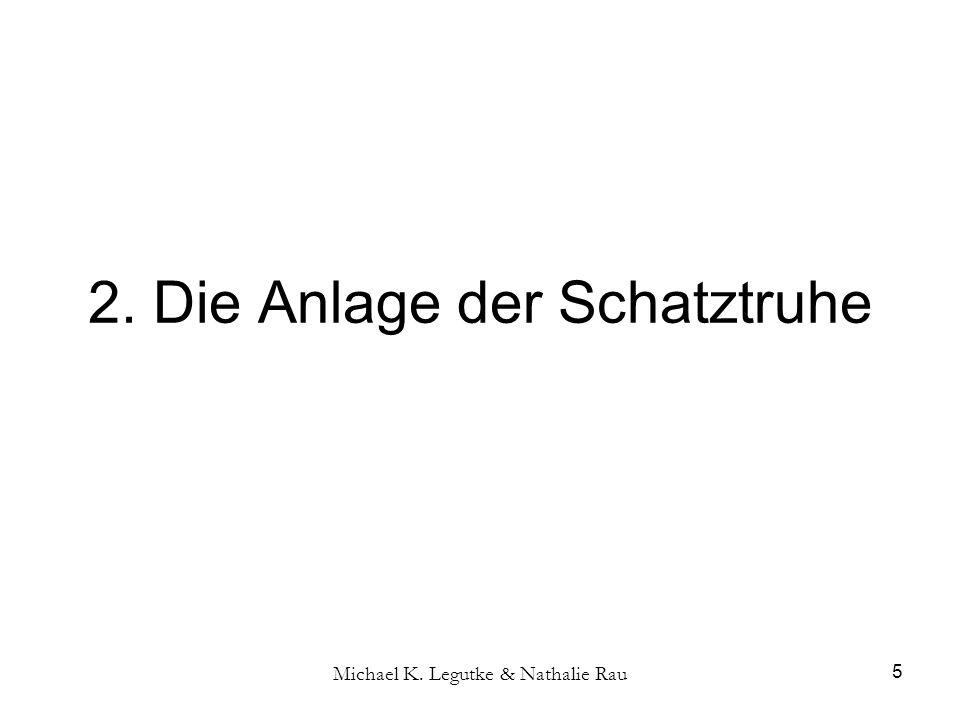 Michael K. Legutke & Nathalie Rau 16