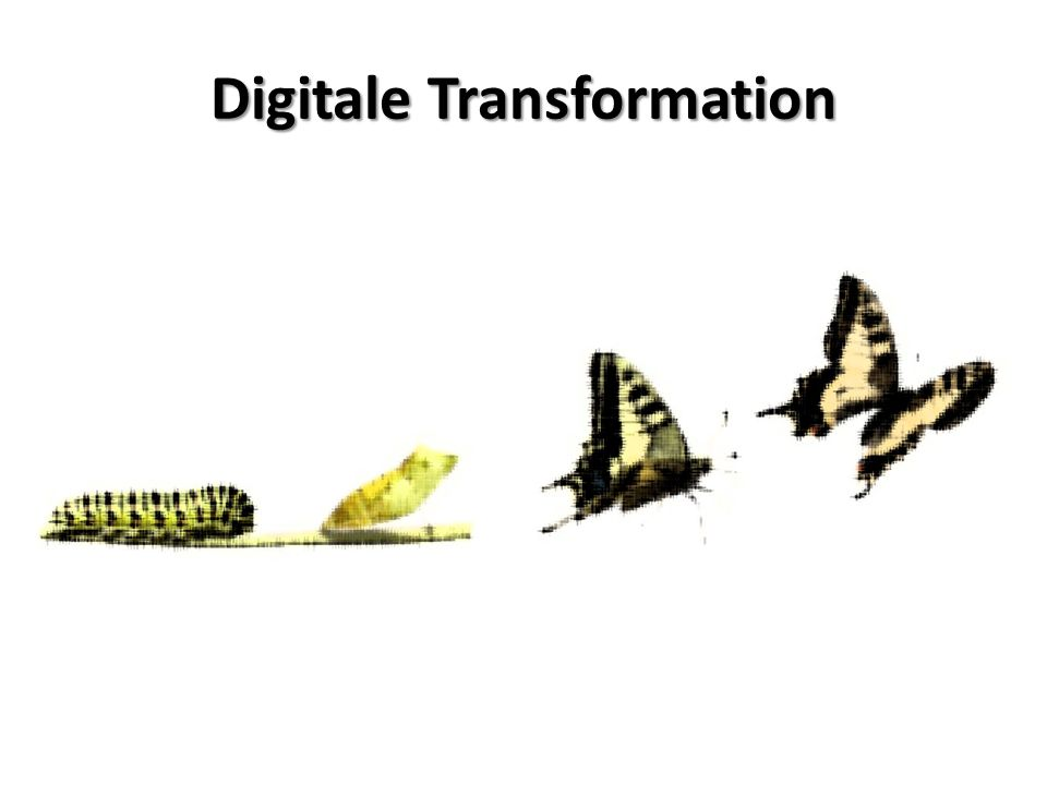 Digitale Transformation