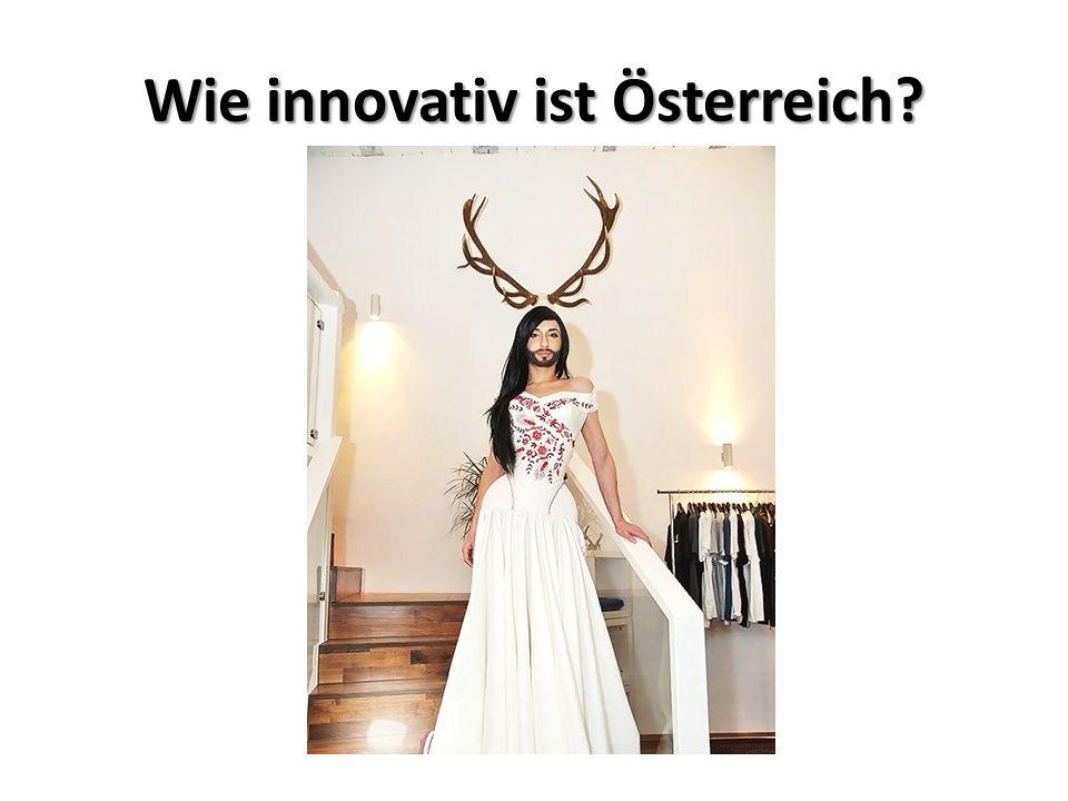 Wie innovativ ist Österreich