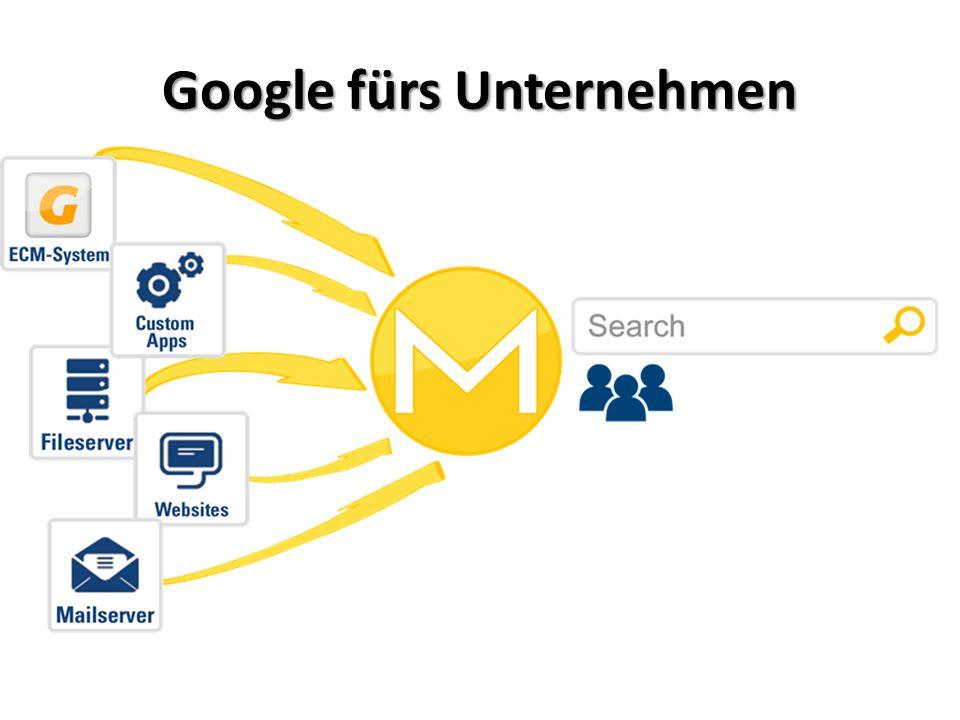 Google fürs Unternehmen