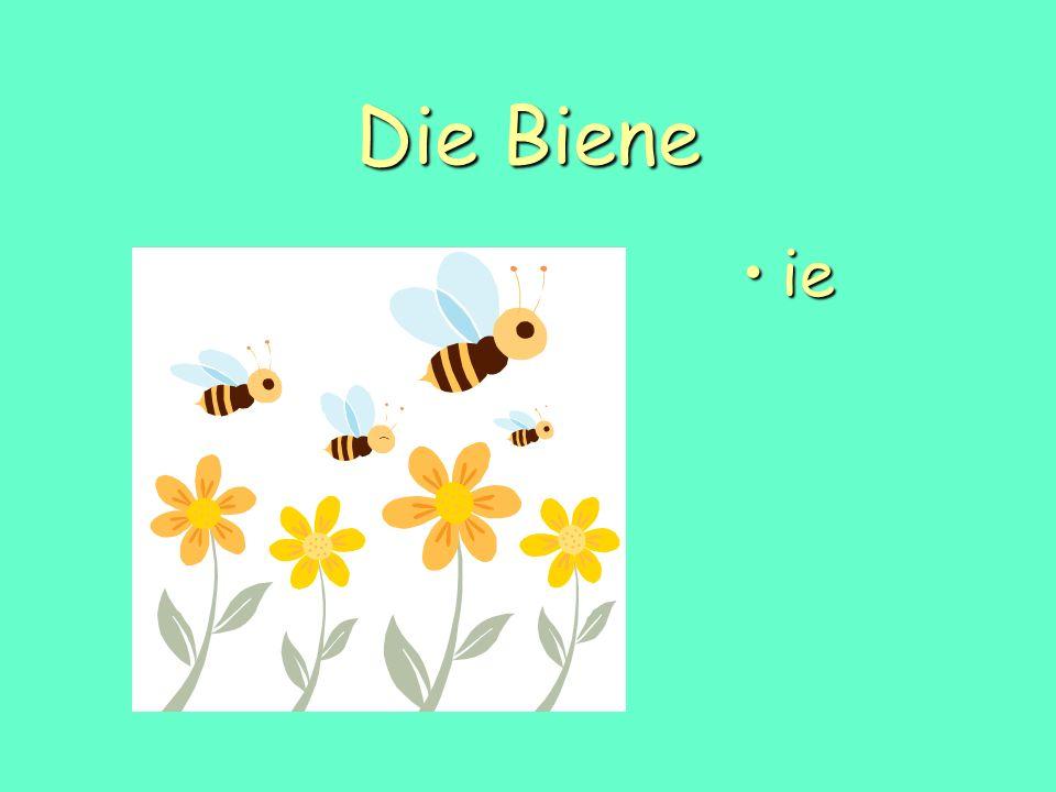 Die Biene ieie
