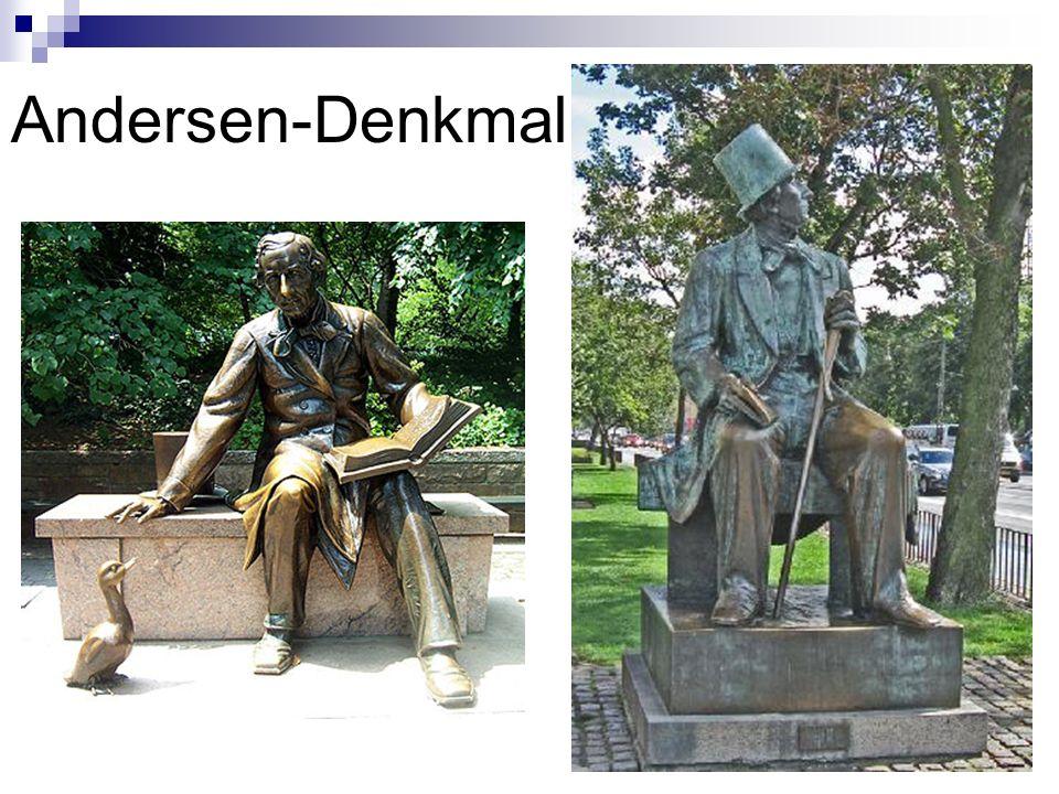 Andersen-Denkmal