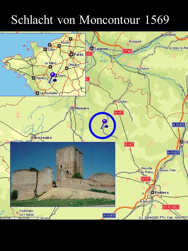 Schlacht von Moncontour 1569