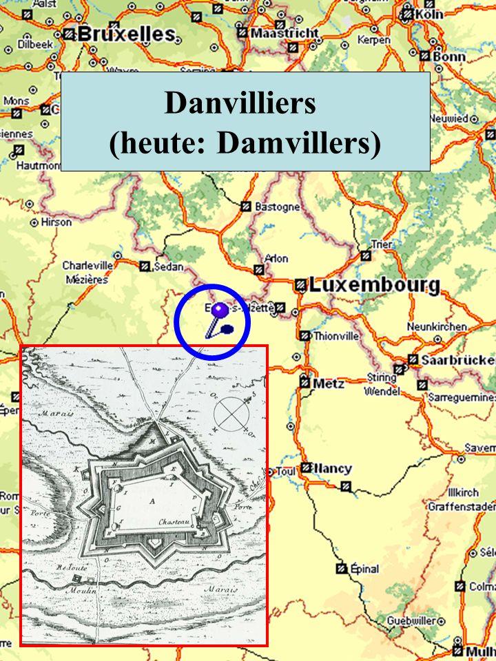 Danvilliers (heute: Damvillers)