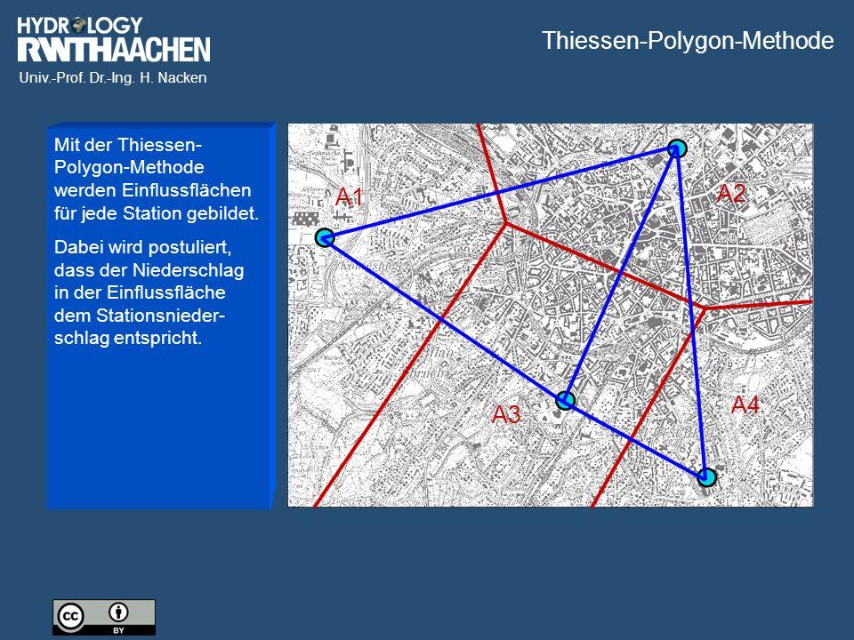 Univ.-Prof.Dr.-Ing. H. Nacken Beispiel: Kaltfront Bildquelle: Prof.