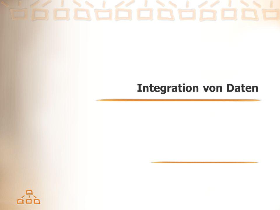 Integration von Daten