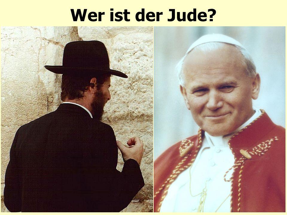 Wer ist der Jude