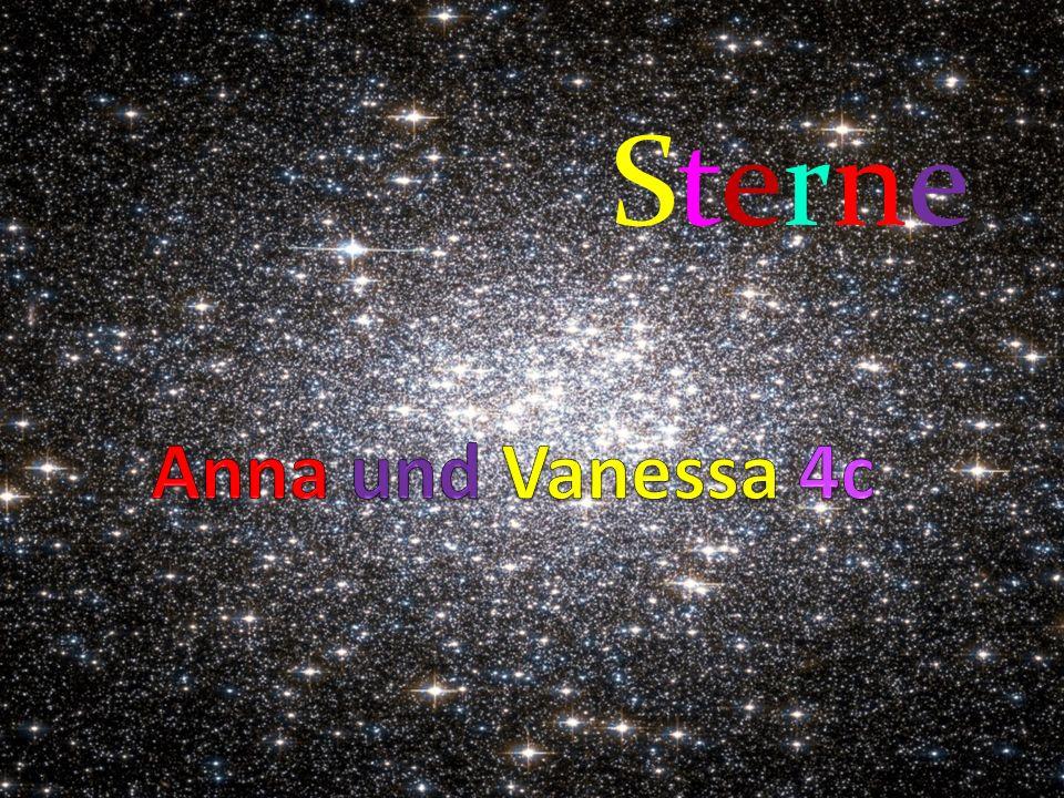 Warum können Sterne leuchten.Die Sterne können leuchten weil das die gasen sind.