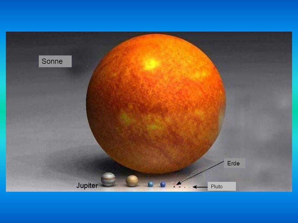 Erde Pluto