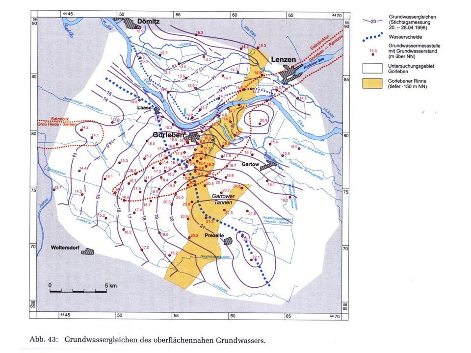 Geowissenschaftliche Kriterien (Stand 29.12.2015) – AKend und Ist-Zustand Salzstock Gorleben