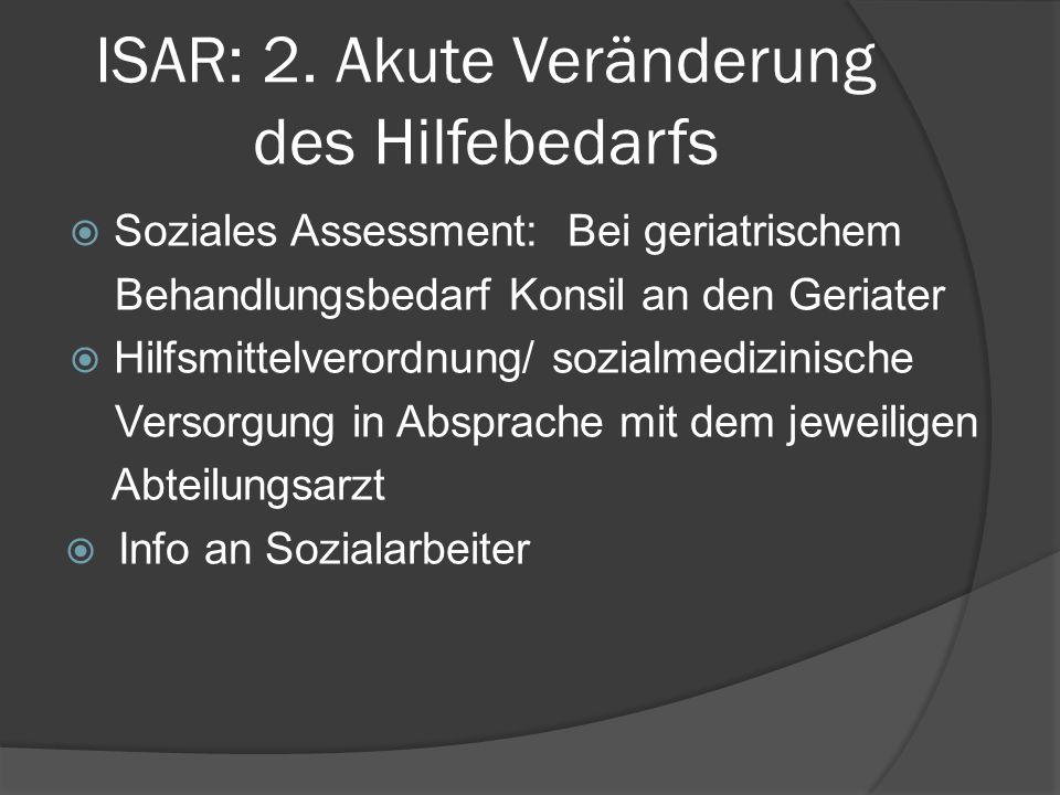 ISAR: 2.