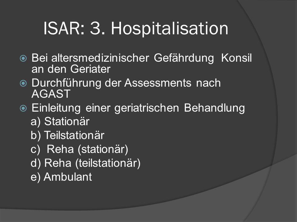 ISAR: 3.