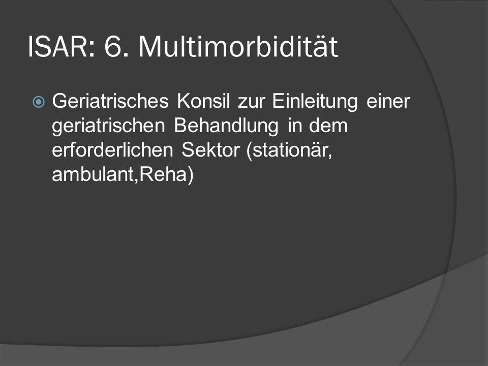 ISAR: 6.
