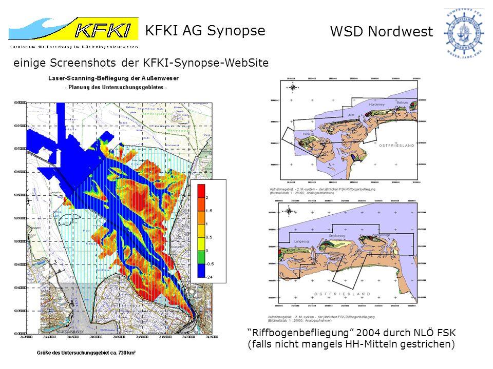 KFKI AG Synopse WSD Nordwest Wohin wollen wir .1.