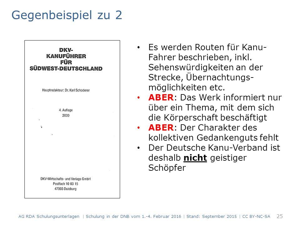 25 Es werden Routen für Kanu- Fahrer beschrieben, inkl.