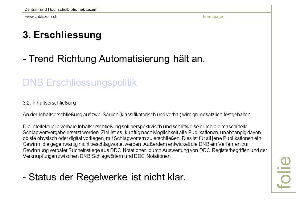 4.Open Access - Repositorien und Normdaten: erste Anfänge - Open Access: Gefährdung von Print.