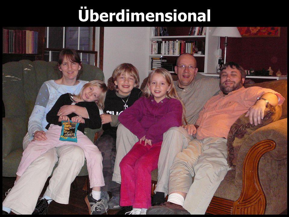 Überdimensional