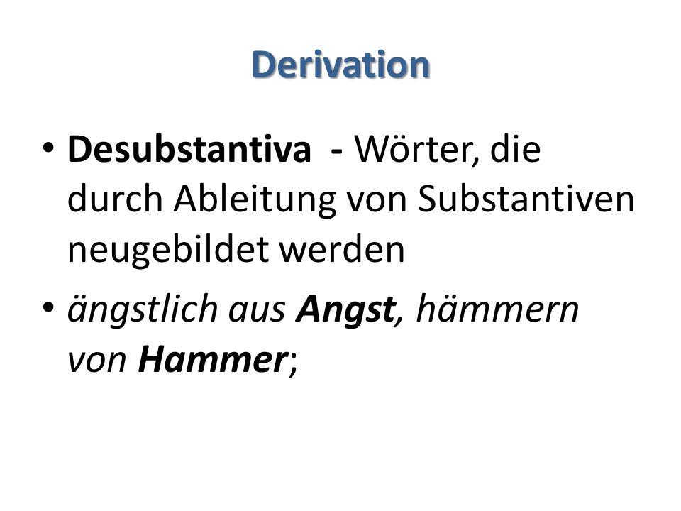 """Gebräuchliche Präfixe Haupt-: bedeutet """"wichtig -die Straße – die Hauptstraße - die Stadt – die Hauptstadt"""