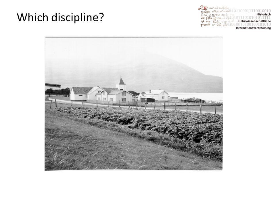 Which discipline