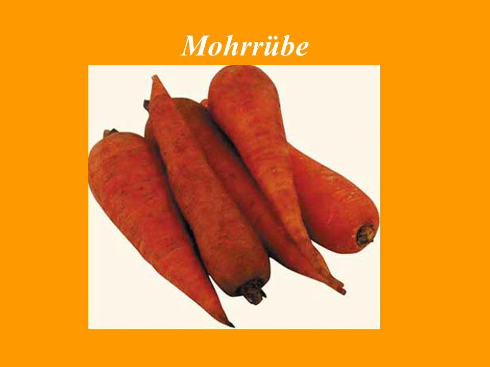Mohrrübe
