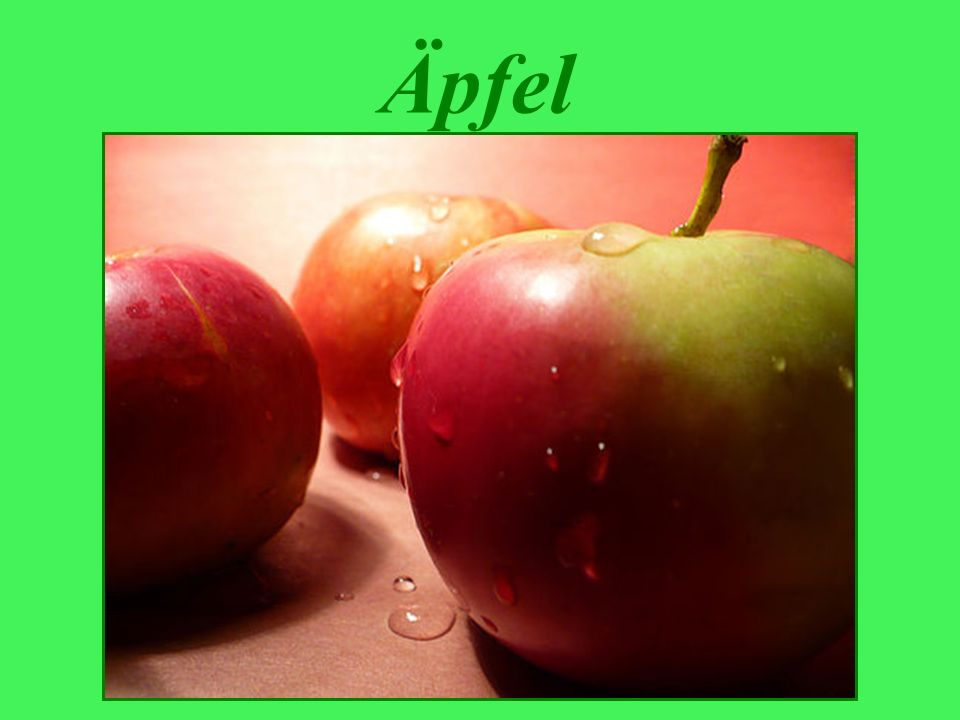 Rezepte mit Obst und Gemüse Gemüsesalat Fruchtcocktail