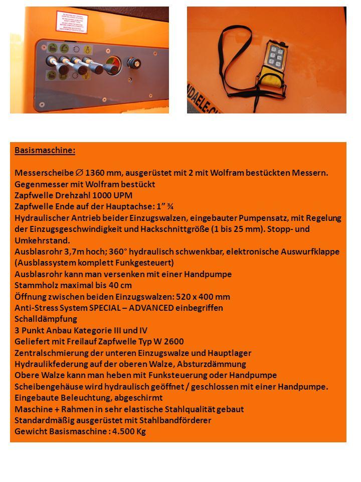 VANDAELE KONSTRUKTIE NV Tel : +32 56 66 45 01 Stationsstraat 119 Fax : +32 56 67 24 92 B-8780 Oostrozebeke (Belgium) sales.export@vandaele.bizsales.export@vandaele.biz www.vandaele.biz