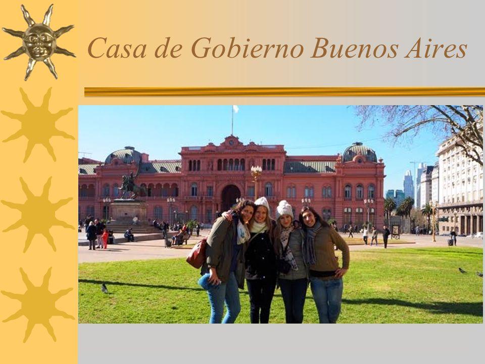 Casa de Gobierno Buenos Aires