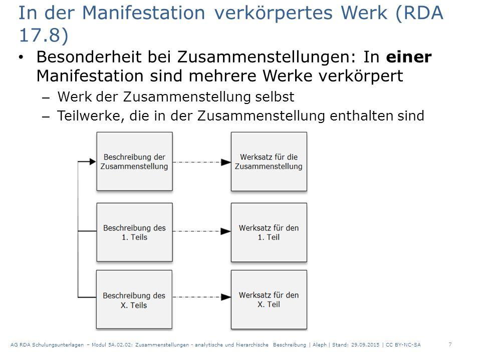 38 AlephRDAElementErfassung 590 27.1 In Beziehung stehende Manifestation $a Merkur 594$a Stuttgart in 596 $a 55.