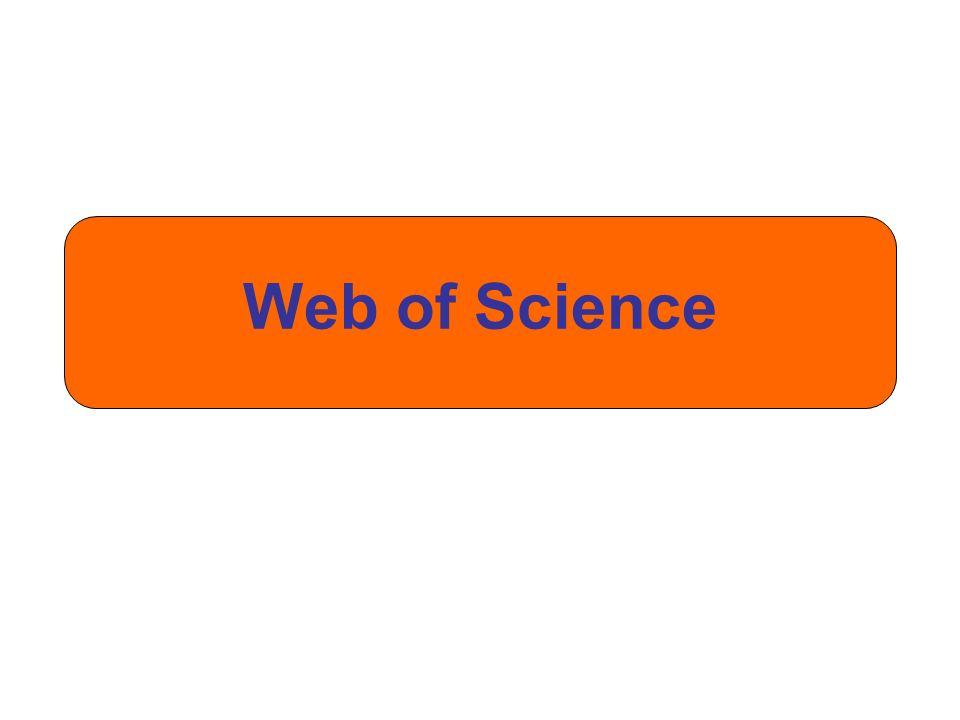 Tutorial Web of Science http://wokinfo.com/training_support/trainingTutorial Web of Science http://wokinfo.com/training_support/training/