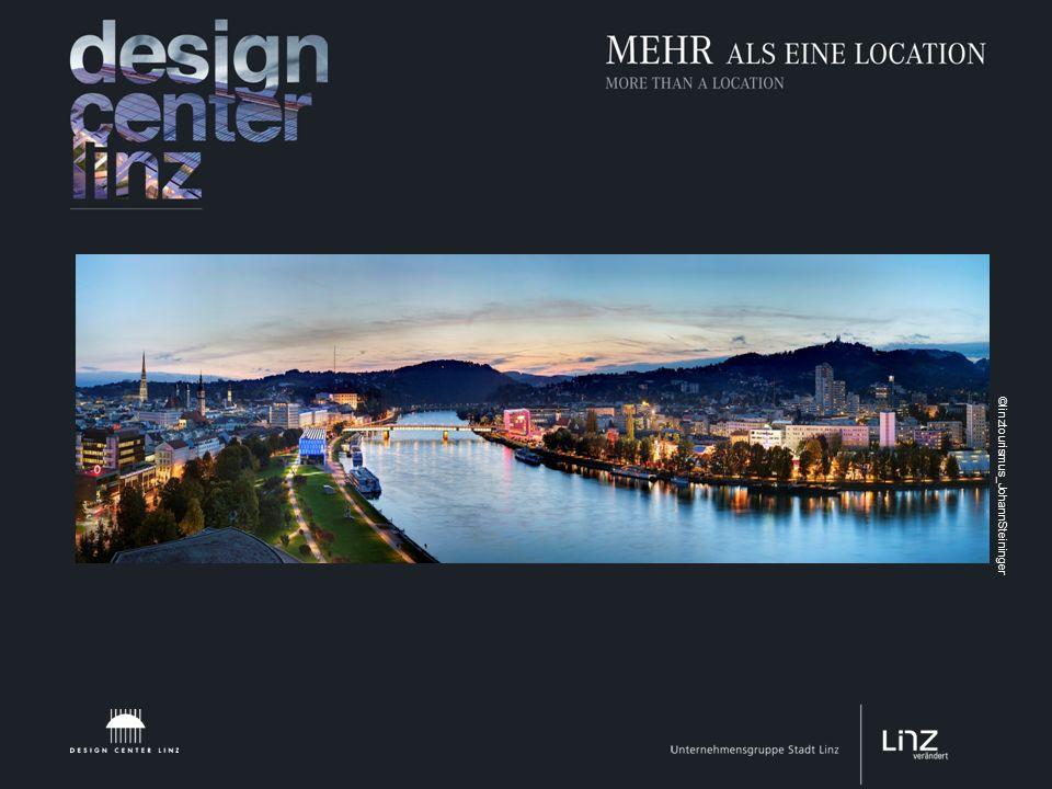 DESIGN CENTER LINZ BETRIEBSGESMBH Europaplatz 1, A-4020 Linz Tel: +43 - (0)732 - 69 66 - 111 Fax: +43 - (0)732 - 69 66 - 666 mailto: anfrage@design-center.at